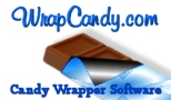 Design your own candy wrappers!