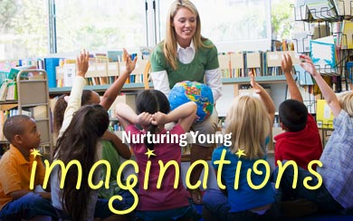Nurturing Young Imaginations