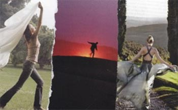 SoulCollage Card Created by Anne Marie Bennett - SOS-Cancer-Journeys.com