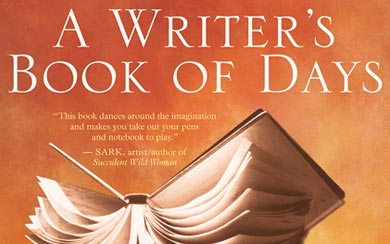 A Writer's Book of Days by Judy Reeves