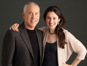 Dan Millman and Sierra Prasada
