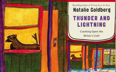Natalie Goldberg: Thunder and Lightning