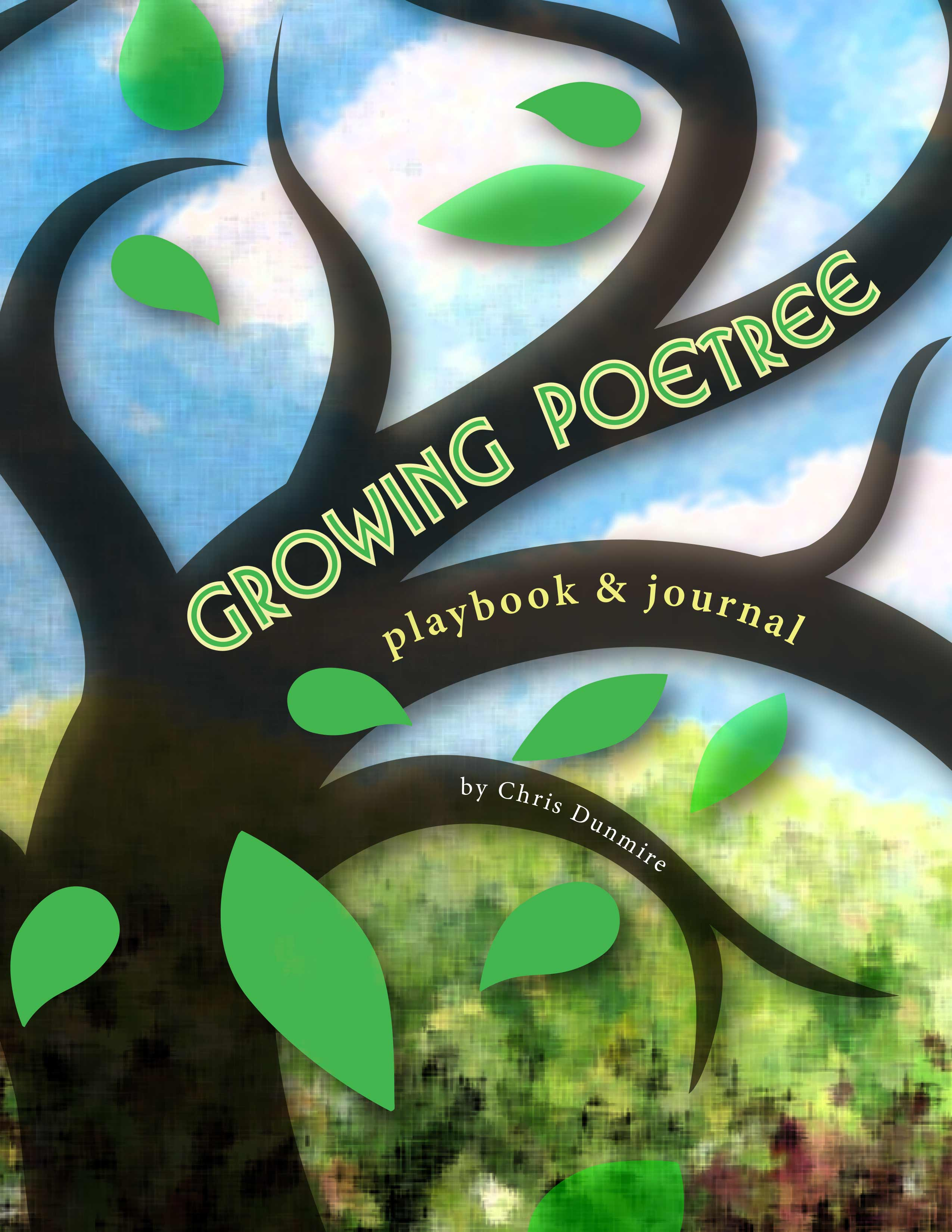 Growing Poetree Playbook and Journal