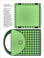 Print Purse-onal Pattern Pages