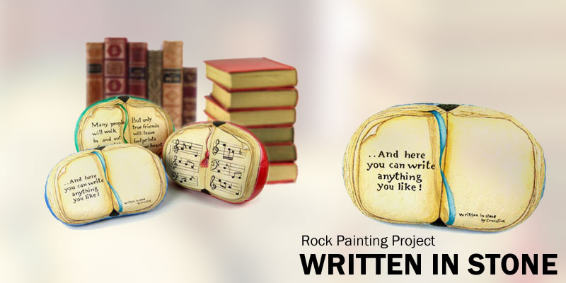 Rock Painting: Written in Stone Messages