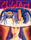 July 2001 ChildArt Cover
