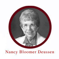 Nancy Bloomer Deussen