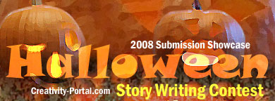 Halloween Story Writing Contest