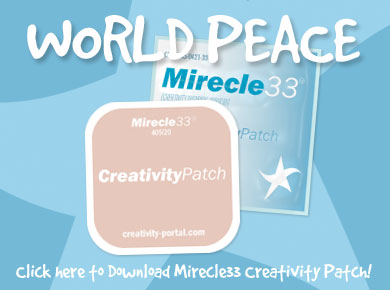 Click here to download the Mirecle33 Creativity Patch!