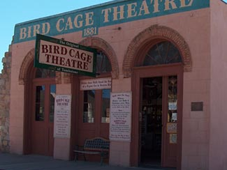 Birdcage Theater