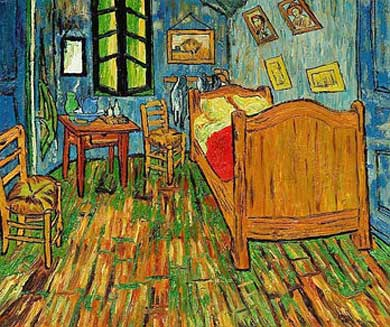 Painting by Van Gogh