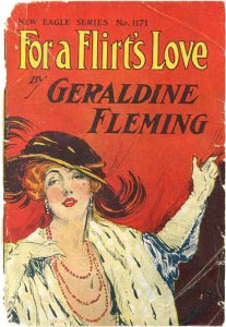 for a Flirts Love by Geraldine Fleming