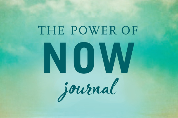 Eckhart Tolle: The Power of Now Journal