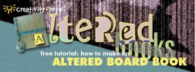 How to Alter a Board Book Tutorial